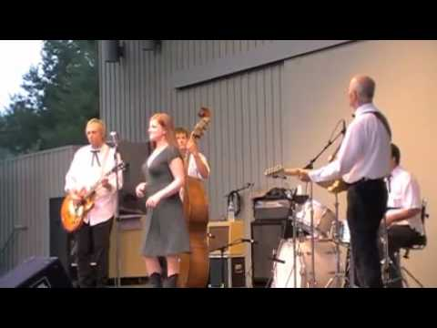Kelley & The Cowboys play the Blue Ridge Music Center in Galax