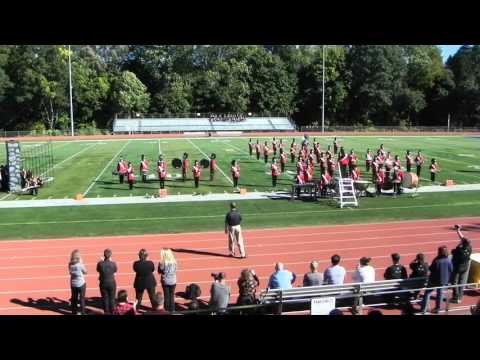 "Lakeland Regional High School Band ""Music in the Park"" 10/11/15"