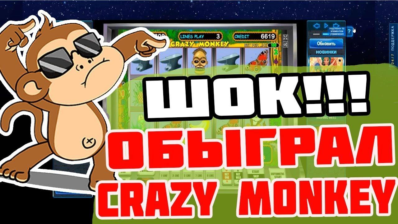 Казино Вулкан: как обыграть игровой слот крейзи манки с депо 400 рублей