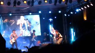 Magic Power (嘎嘎) live in Vancouver ( 2011 TAIWANFest)