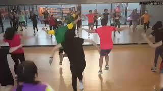 [ Dance Fitness ] Your Captain Tonight - Elena by Kru Eik