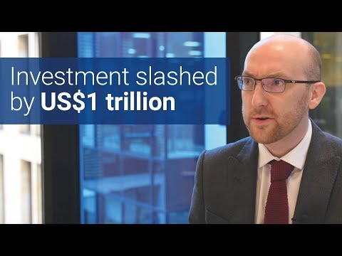 Global upstream investment slashed by US$1 trillion