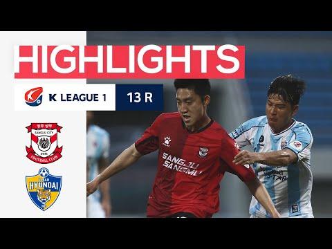 Sangju Sangmu Ulsan Hyundai Goals And Highlights