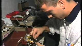 Reportaje Club Slot Grip Antena 3 Mallorca - 1997