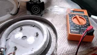 Как разобрать и проверить электрочайник(Это видео создано с помощью видеоредактора YouTube (http://www.youtube.com/editor) Для желающих помочь развитию канала :..., 2014-04-21T14:59:27.000Z)