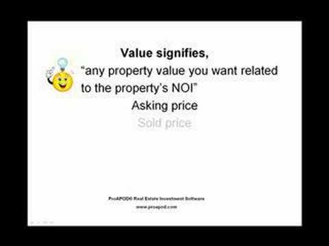 How to Calculate Cap Rate - YouTube