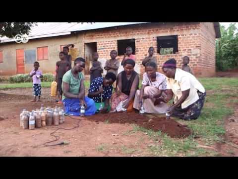 Masalah Sampah Botol Air di Uganda