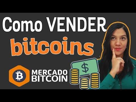 Mercado Bitcoin | Como vender criptomoedas para ter o saldo em Reais