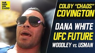 Colby Covington Rips