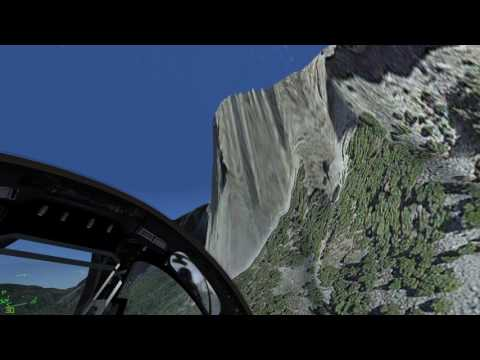 Prepar3D UltimateVfr Yosemite with Autogen