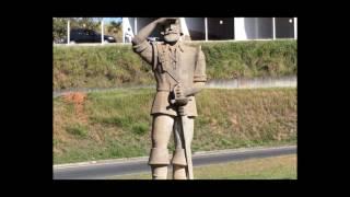 Aconteceu - Estátua Fernão Dias