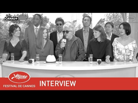 LE JURY - Interview - VF - Cannes 2017