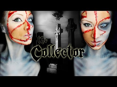 Demon Makeup Tutorial (The Collector) from YouTube · Duration:  3 minutes 25 seconds
