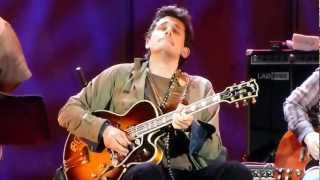 BB King with John Mayer guitar solo, Finale,Hollywood Bowl 9-5-12 Trucks and Tedeschi part 2.