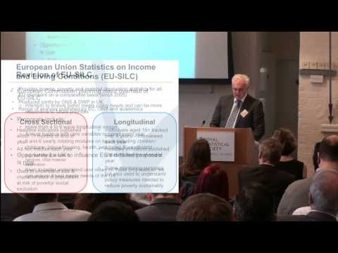 Glen Everett - Poverty and Deprivation: Statistics in Action