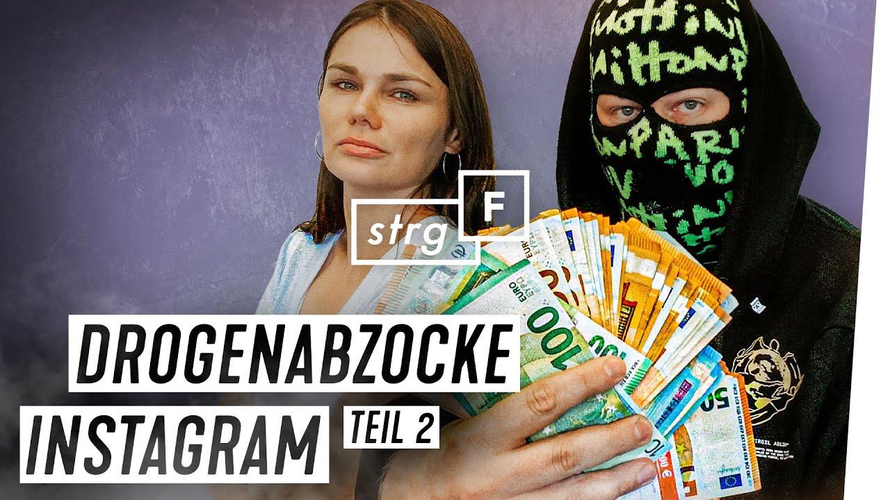 Instagram Drogen