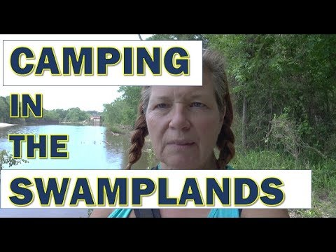 Camping in the Swamplands + Capone Goes to the Vet & Has a Standoff w/ a Squirrel