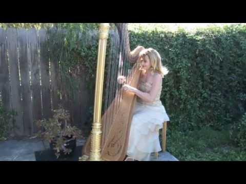 Wedding March Harp