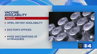 Health officials working on missouri covid-19 vaccination plan | here's what it looks like