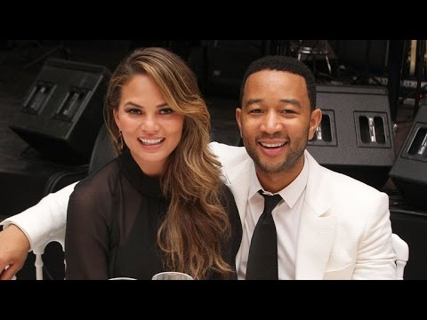 Chrissy Teigen Steps Out For First Date Night With John Legend Since Daughter Luna's Birth