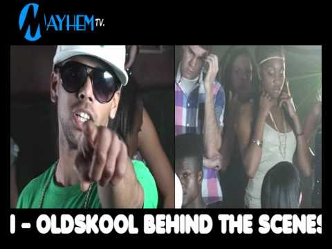 MAYHEM TV - KOSHA - OLDSKOOL (BEHIND THE SCENES)