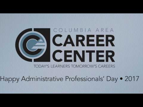 Administrative Professionals' Day 2017