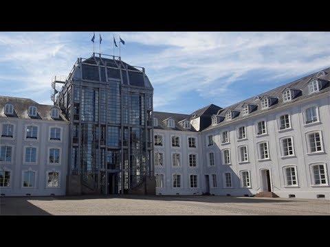 Saarbrücken - Sehenswürdigkeiten der Landeshauptstadt des Saarlandes