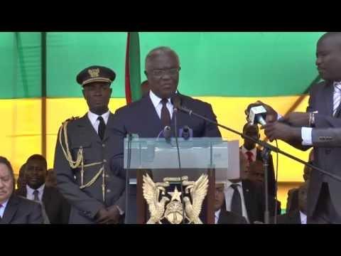 Acto Central de Comemoração do 39º Aniversario da Independência de São Tomé e Príncip