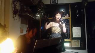 2017.2.11 cafe SAKURA シャンソンLIVE 菊地 美奈(Vocal) 佐分...