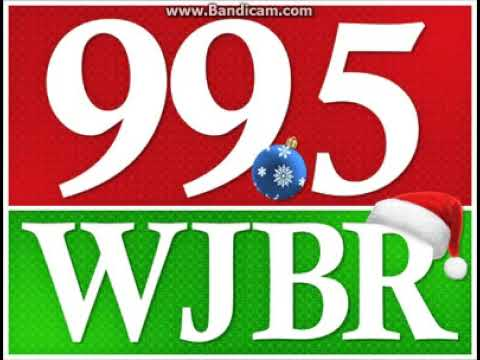 25 Days of Christmas Radio: Day 22: 995 WJBR Station ID December 22, 2017 5:57pm