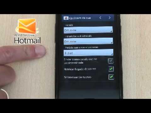 Cómo Configurar Tu Correo Gmail Y Hotmail En Tu Android