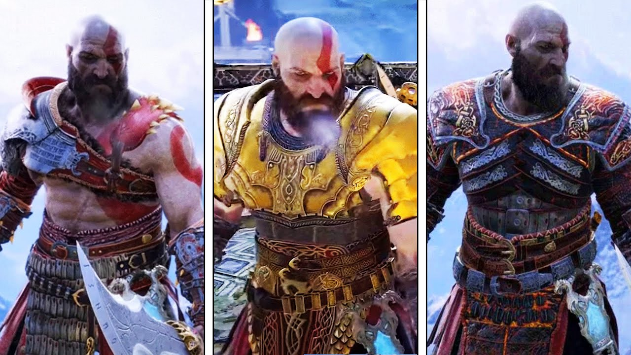 god of war valkyrie armor
