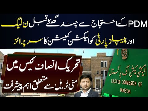 Adeel Warraich: Important Development in PMLN and PPP Funding Cases before PDM Protest