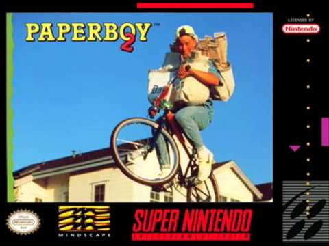 Paperboy 2 (SNES) Music