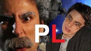 [PL] Einstein vs Stephen Hawking. Epic Rap Battles of History Sezon 1.
