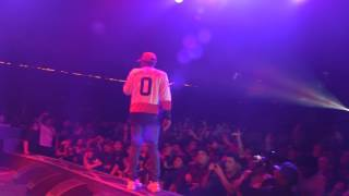 BOOGIE - NO WAY - LIVE @ THE OBSERVATORY OC - 11.11.2016