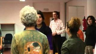 Jugar y Actuar - inicio de la creación teatral.mpg