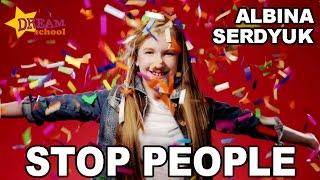 STOP PEOPLE - OPEN KIDS (Cover by Albina Serdyuk)
