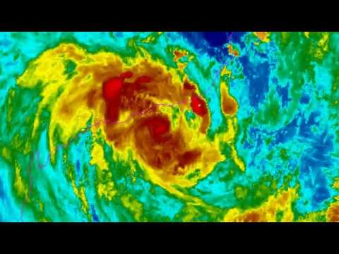 A look at Ex TC Joyce and including, Invest 98s Cocos Keeling Islands Jan 13 2018