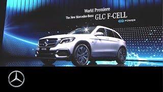 IAA 2017: Ausblick auf die vollständige Elektrifizierung bei Mercedes-Benz