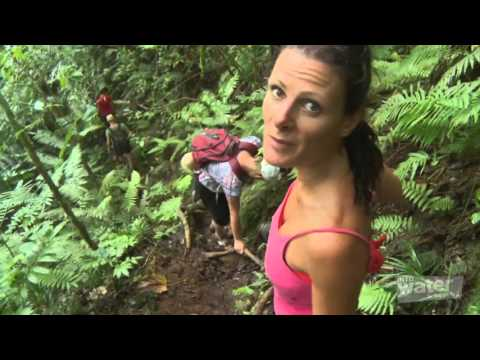 Part 5 of 6   Cook Islands, checking out Rarotongas natural beauty, Holiday travel video guide