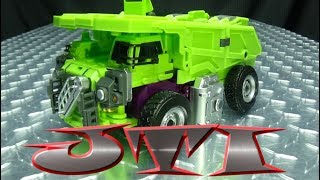 JUST TRANSFORM IT!: JinBao KO Upscaled Generation Toy Dump Truck (Long Haul)