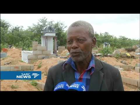 Kruger National Park ranger Vusi Modaka laid to rest