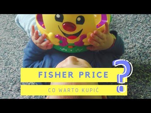 Zabawki Fisher Price   RECENZJA   🔎 Marka Pod LUPĄ