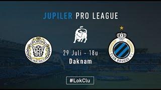 LOKEREN - CLUB BRUGGE | Matchverslag | 2017-2018