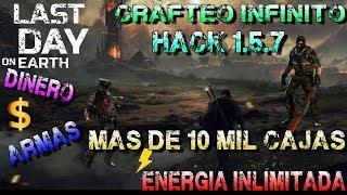 LAST DAY ON EARTH 1.5.8 ACTUALIZADO HACK MOD, 900 MIL MONEDAS 15 MIL CAJAS,SUMINISTROS,ARMAS,ENERGIA
