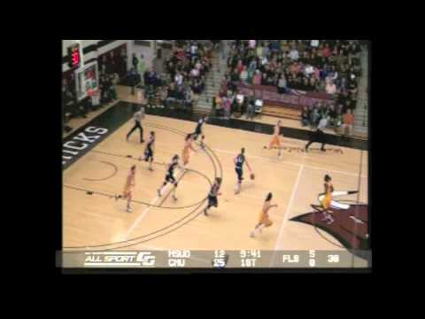 CMU vs. Metro State University (1/25/13)