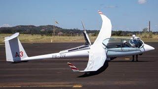 Shempp-Hirt Arcus M - Aeroclube de Ituiutaba