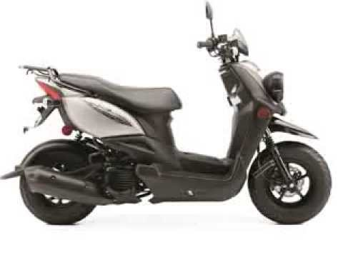 2014 yamaha zuma 50cc scooter moped for sale michigan. Black Bedroom Furniture Sets. Home Design Ideas