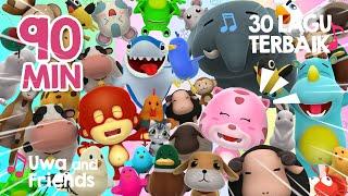 Download Mp3 90 menit Lagu Anak Indonesia Terbaik sepanjang masa 1 Juta Subscriber